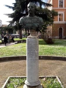 Busto_Pietro-Toselli-Roma_foto Claudia-Forgione