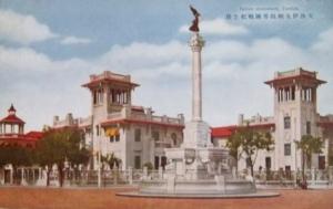 monumento_prima-guerra-mondiale_Piazza-Regina-Elena_Marco-Polo-Square_ Tientsin