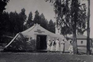 1941_Addis_Abeba_Campo_ospedale