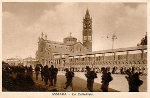 Asmara Cattedrale