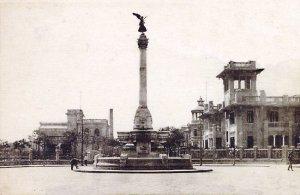 Tientsin italiana Piazza Regina Elena
