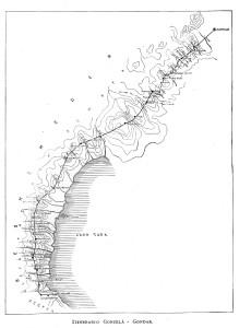 itinerario gonzelà-gondar