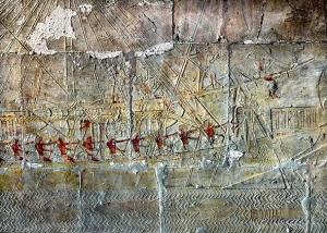 Hapshetsut Deir-el-Bahari spedizione Punt