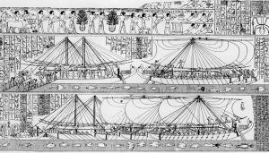 Hapshetsut Deir-el-Bahari spedizione Punt2