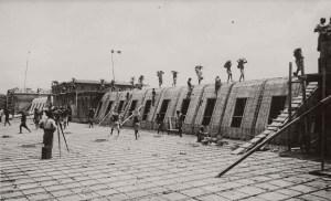 Genale lavori di costruzione della diga sull'Uebi Scebeli2 settembre 1926