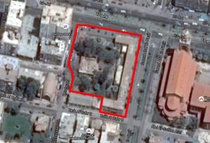 Port-Said_Consolato-italiano_mappa