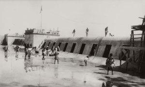genale-lavori-di-costruzione-della-diga-sulluebi-scelebi-settembre-1926