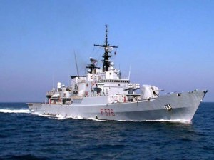 Marina Militare Italiana_Freagata_Espero