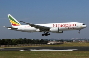 Ethiopian Airlines_Boeing 777-Freighter