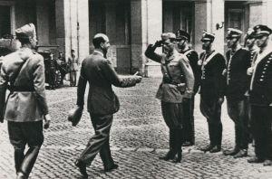 Umberto II lascia il Quirinale_13giugno1946