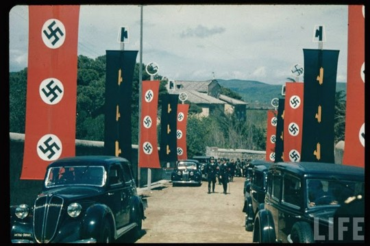 1938_Hitler_Italia_Photo Hugo Jaeger (1)