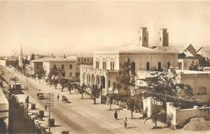 viaggio nella somalia italiana-mogadiscio