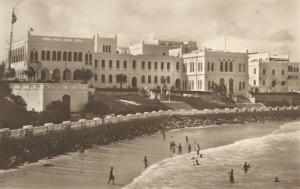 viaggio nella somalia italiana-palazzo-govrernatore-mogadiscio