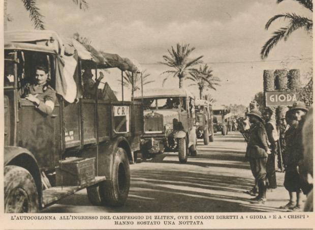 Colonizzazione agricola fascista libia 1 l 39 italia for Mail il tuo account e stato hackerato