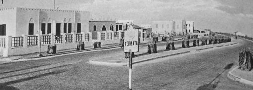 Mogadiscio_PRG-1938_Nuovo-quartiere-a-mare