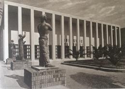 Fiera_Tripoli_Il padiglione delle Industrie Nazionali