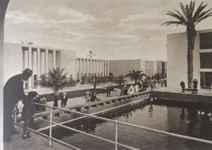 Fiera_Tripoli_Padiglioni della Meccanica e delle Industrie Nazionali