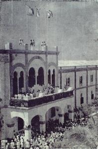 06-09-1954-Ceremony-of-the-hoisting-of-the-Somali-Flag