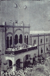 06-09-1954-Ceremony-of-the-hoisting-of-the-Somali-Flag