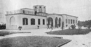 bari-edificio del trasmettitore