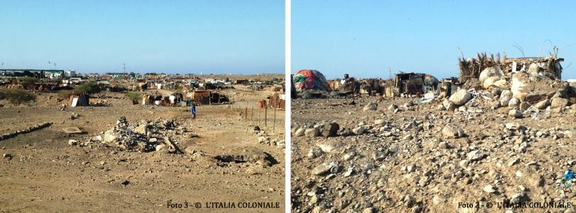 Djibouti-Campo profughi Balala