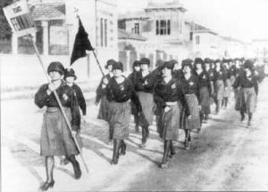 organizzazione femminile fascista