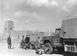 Ottobre 1953 - Eni Agip avvia l_esplorazione all_estero effettuando le prime ricerche in Somalia.