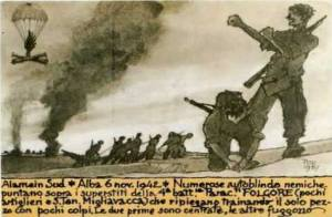 6 novembre 1942, El Alamein