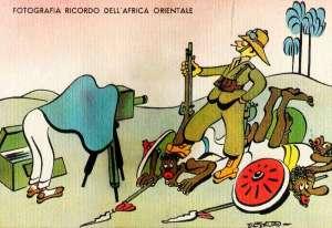 Enrico De Seta_Satira_Guerra Etiopia (2)
