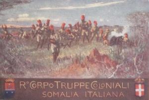 Lidio_Ajmone-Somalia_Regio Corpo Truppe Coloniali