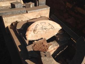 Asmara, Eritrea - Cimitero ebraico vandalizzato (12)