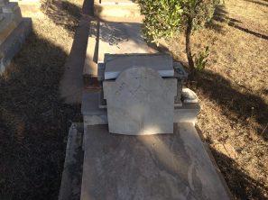 Asmara, Eritrea - Cimitero ebraico vandalizzato (15)