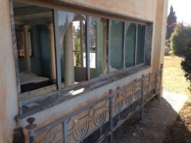 Asmara, Eritrea - Cimitero ebraico vandalizzato (3)