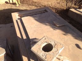 Asmara, Eritrea - Cimitero ebraico vandalizzato (6)