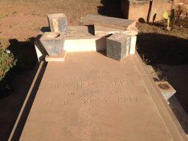 Asmara, Eritrea - Cimitero ebraico vandalizzato (7)