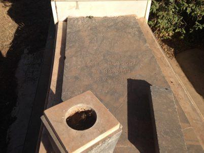 Asmara, Eritrea - Cimitero ebraico vandalizzato (9)