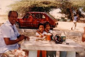 Papa, Aichi e io_ da Abuckar