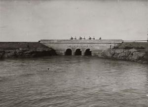 Villaggio Duca degli Abruzzi diga nei pressi della S.A.I.S.2
