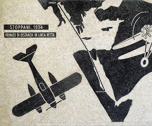 Forlì-Collegio-aeronautico_Record_Stoppani_1934