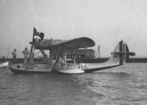 ottobre 1934_CRDA Cant.Z.501 I-AGIL_Stoppani