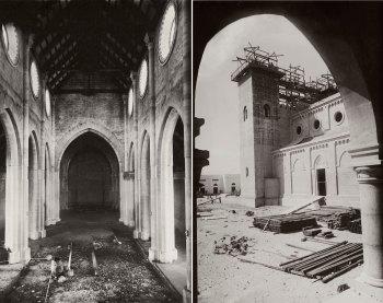 07-Mogadiscio Cattedrale interno 2 febbraio 1928