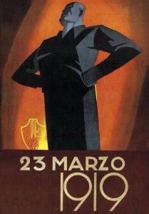 23-marzo-1919_Mussolini_san sepolcro