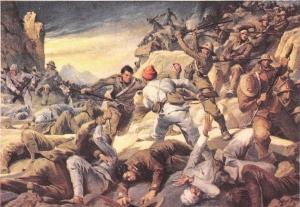 AOI 1941, Carabinieri_battaglia-di-Culqualber