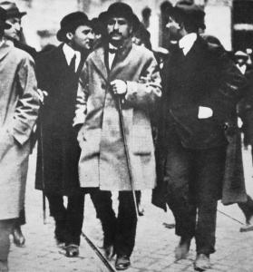 Mussolini_San Sepocro 23marzo1919