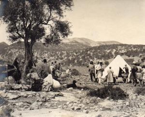 Accampamento della Missione Sanfilippo