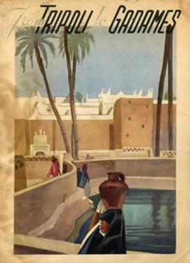 From Tripoli to Gadames_Marcello Dudovich (1)