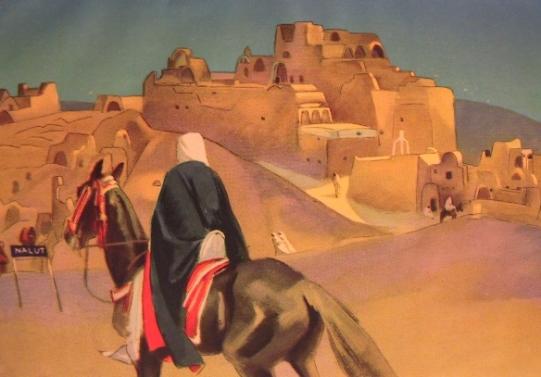 From Tripoli to Gadames_Marcello Dudovich (10)