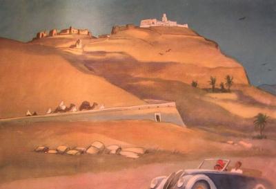 From Tripoli to Gadames_Marcello Dudovich (11)