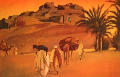 From Tripoli to Gadames_Marcello Dudovich (14)