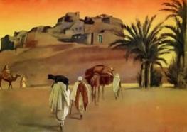 From Tripoli to Gadames_Marcello Dudovich (7)